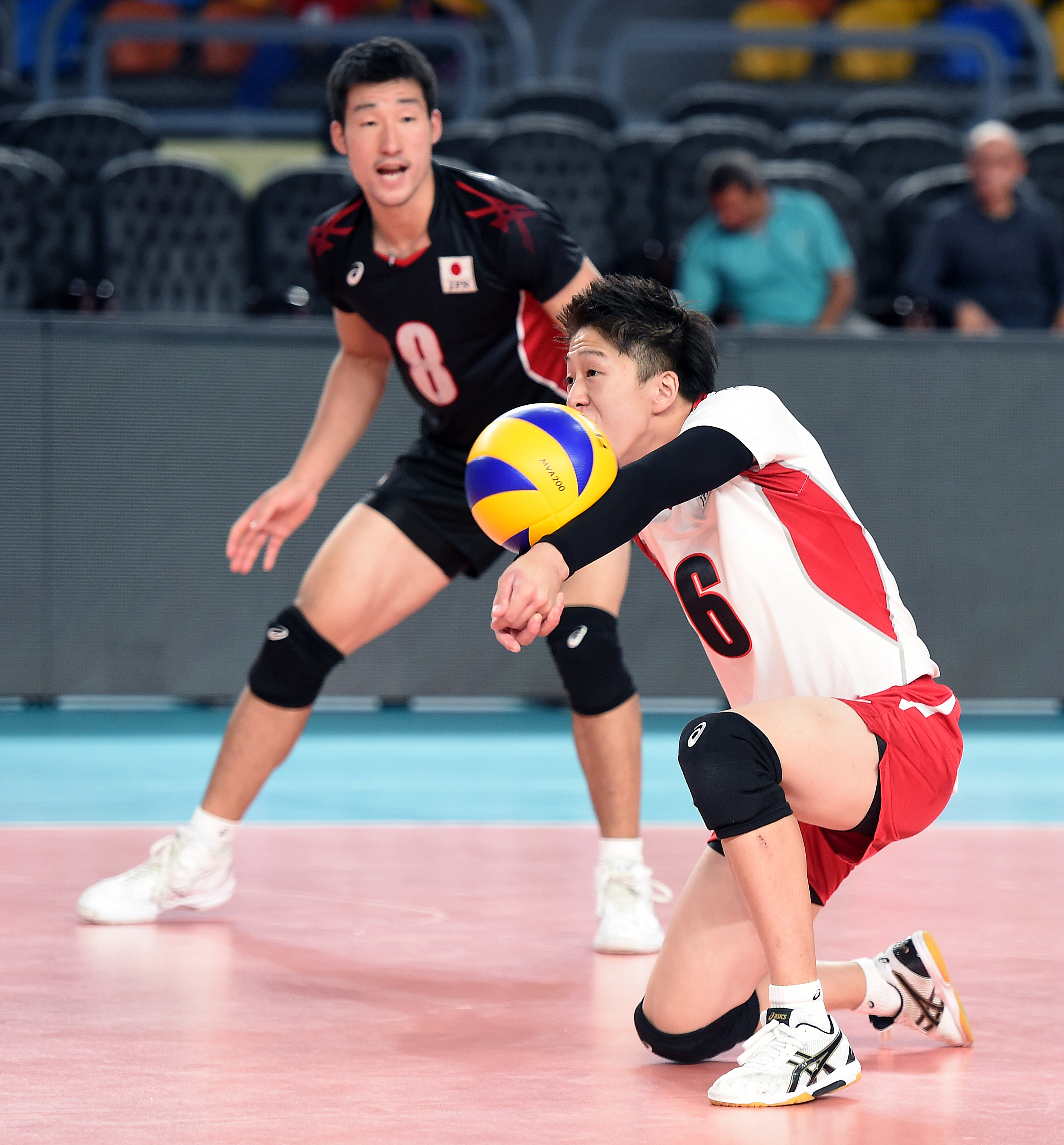 Overview Japan Fivb Volleyball Men S U23 World Championship 2017