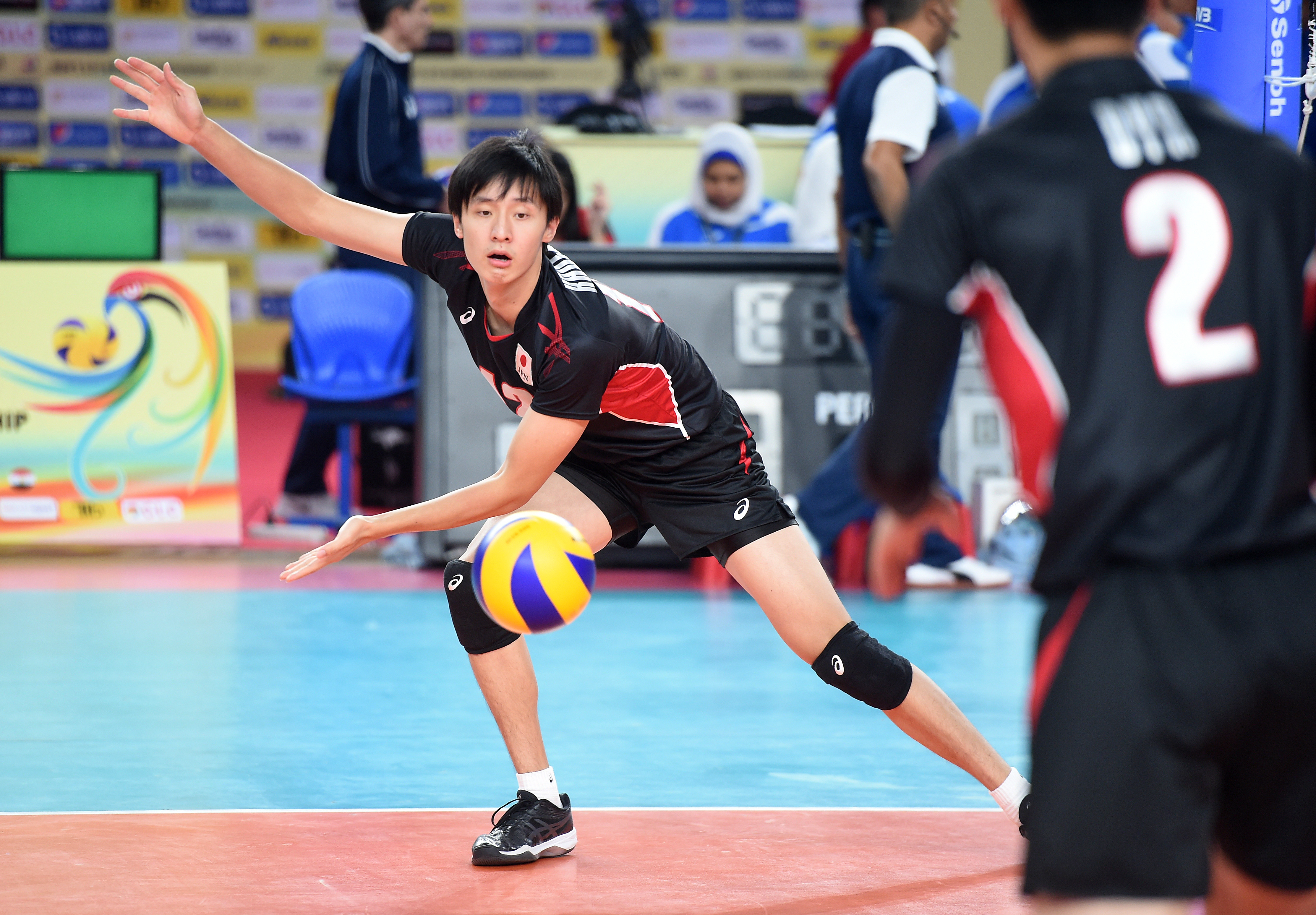 Overview Japan Fivb Volleyball Boys U19 World Championship 2017
